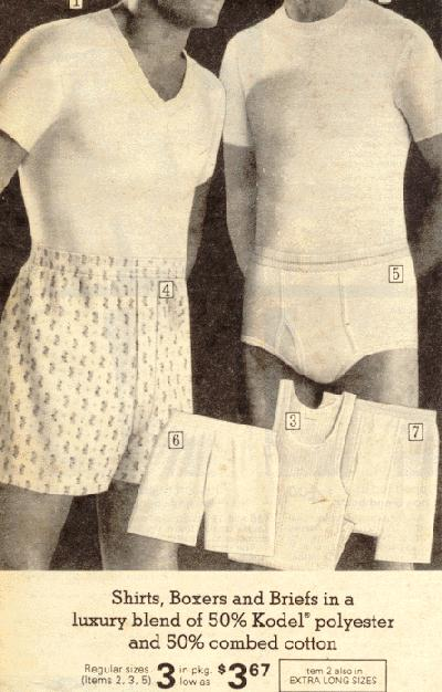 Sears underwear ad